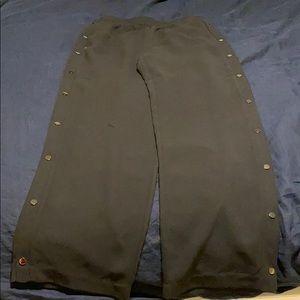 Zara dress track pants